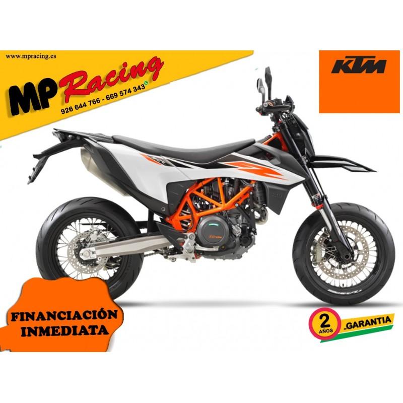 MOTO KTM 690 SMC R 2019
