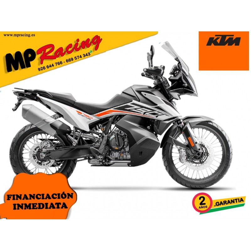 MOTO KTM 790 ADVENTURE 2019...