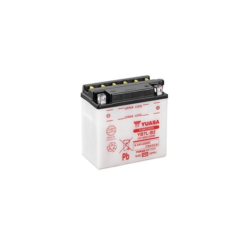 Batería Yuasa YB7L-B2 Dry...
