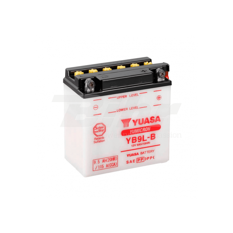 Batería Yuasa YB9L-B Dry...