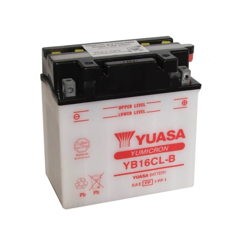 Batería Yuasa YB16CL-B...