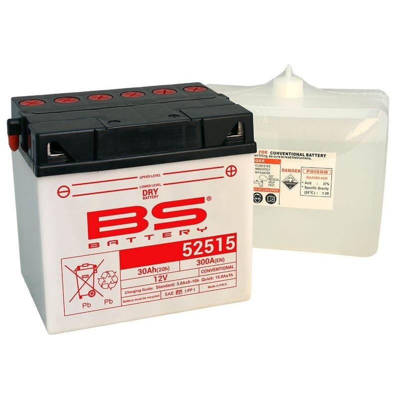 Batería BS Battery 52515
