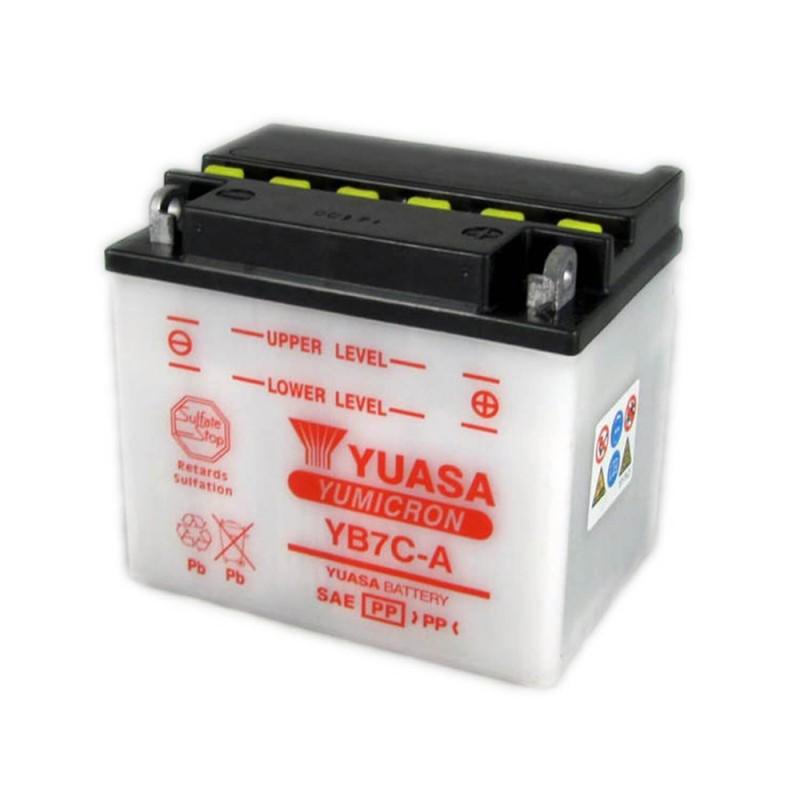Batería Yuasa YB7C-A...