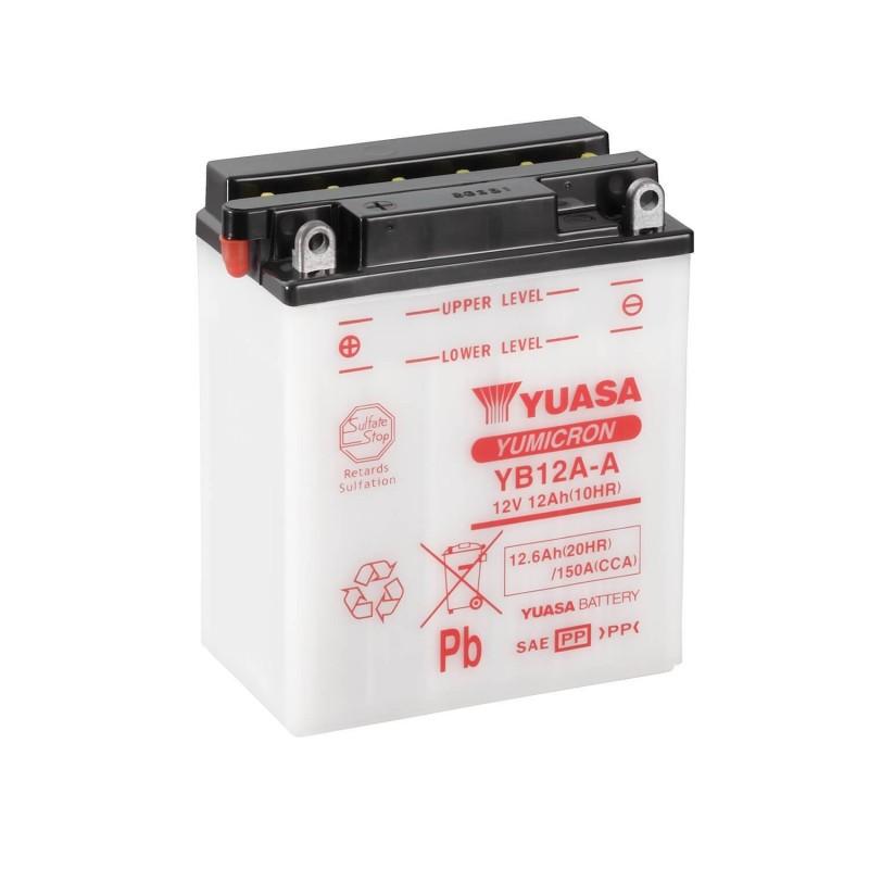 Batería Yuasa YB12A-A...