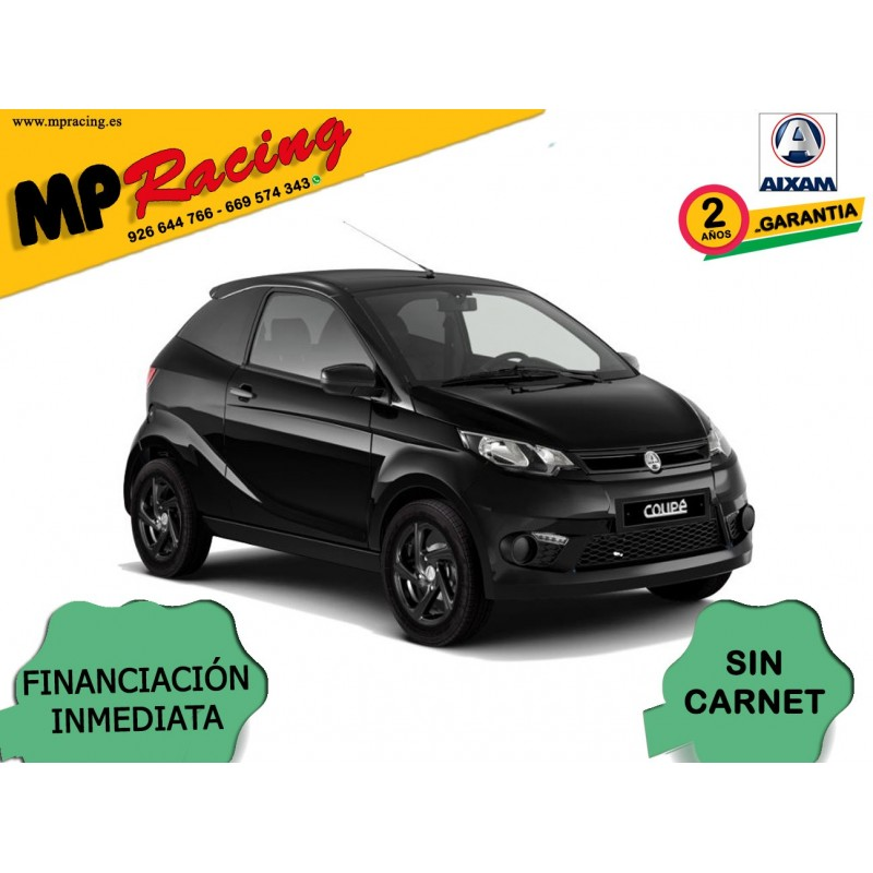 AIXAM COUPE EVO NEGRO MP