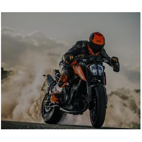 MOTO KTM NAKED 790 DUKE PROFESIONAL