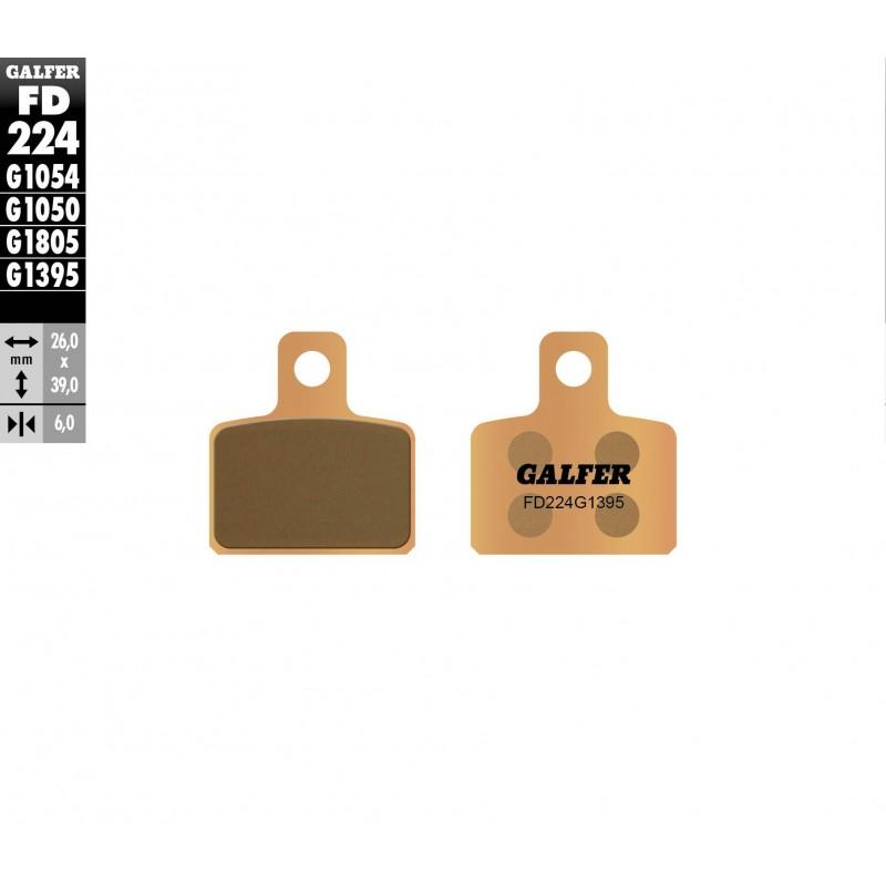 PASTILLA GALFER FD224G1395...