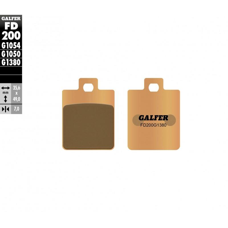 GALFER Freno Sinter fd200g1380