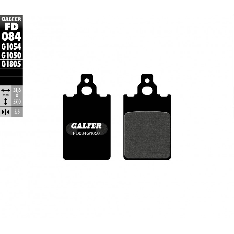 PASTILLA GALFER FD084G1050...