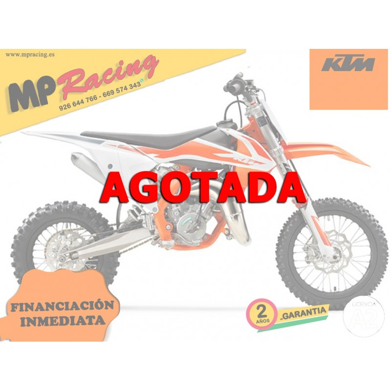 MOTO KTM 65 SX 2020. ¡AGOTADA! MP