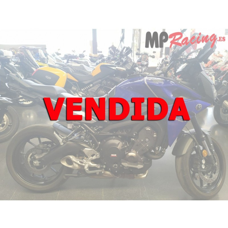 YAMAHA TRACER 900 2018 VENDIDA MP