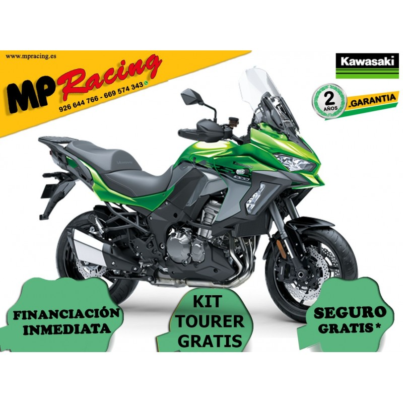 KAWASAKI VERSYS 1000 SPECIAL EDITION 2020 VERDE MP