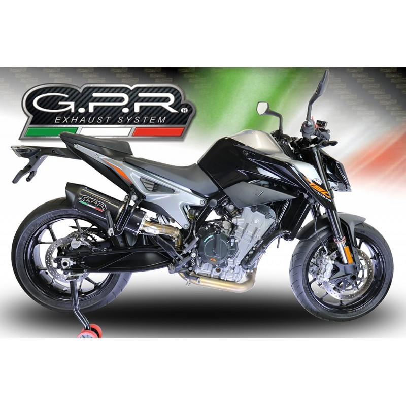 ESCAPE GPR EXHAUST SYSTEMS...