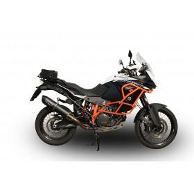 ESCAPE FURORE NERO KTM LC8 SUPER ADVENTURE 1290 17/18