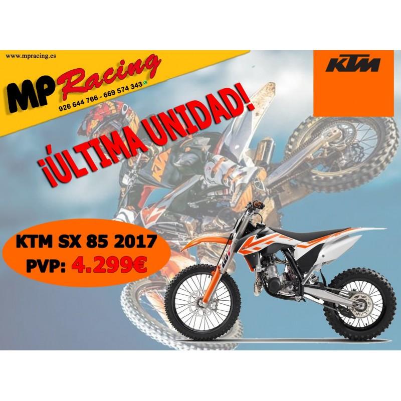 KTM 85 SX 2017. ¡ÚLTIMA...