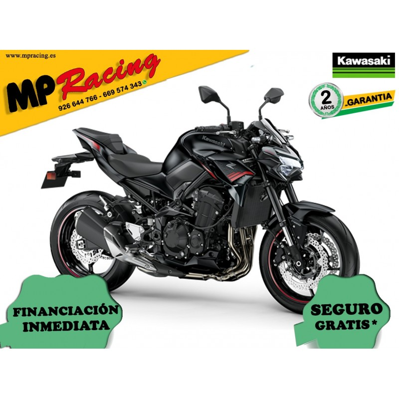 KAWASAKI Z900 VERSION A2 2020 ROJA MP