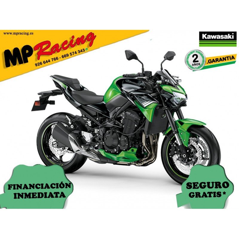 KAWASAKI Z900 VERSION A2 2020 VERDE MP
