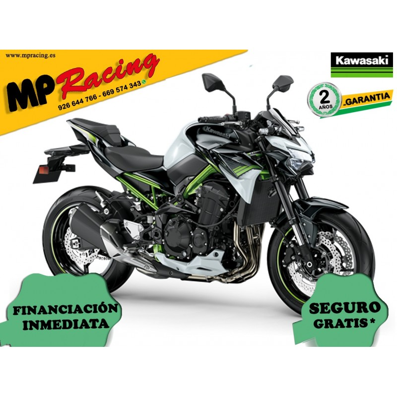 KAWASAKI Z900 VERSION A2 2020 BLANCA MP