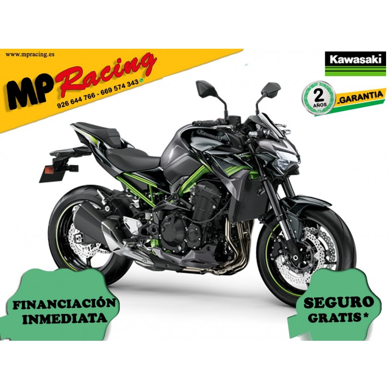 KAWASAKI Z900 VERSION A2 2020 GRIS MP