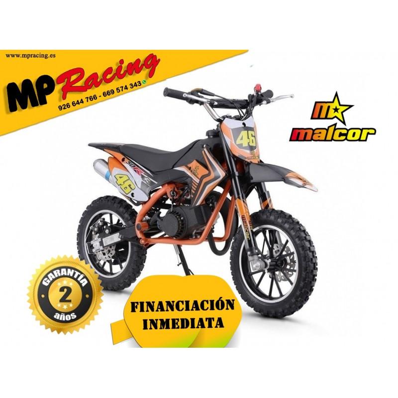 MINICROS MALCOR XZ - Naranja
