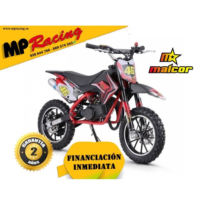 MINICROS MALCOR XZ - Rojo