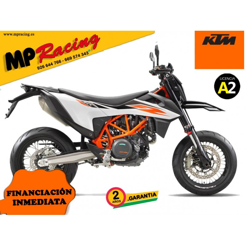 KTM 690 SMC R (SUPERMOTARD) 2020 MP