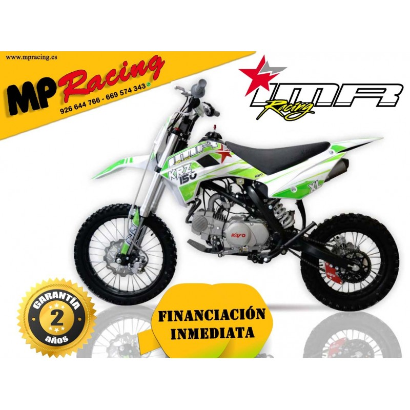 IMR KRZ 150 XL – TT150 17/14 MEJOR PRECIO EN MPRACING