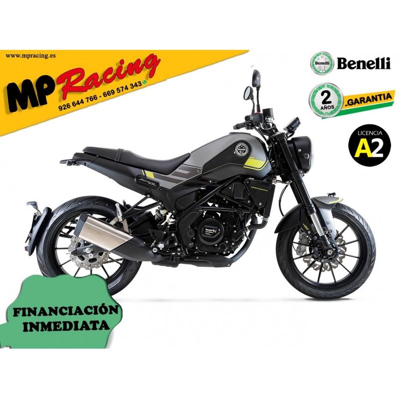 BENELLI LEONCINO 250 GRIS MP