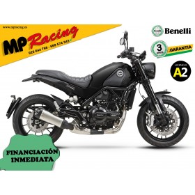 BENELLI LEONCINO 500 ABS NEGRA MP