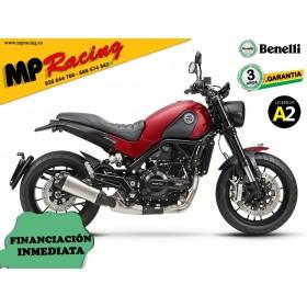 BENELLI LEONCINO 500 ABS ROJA MP