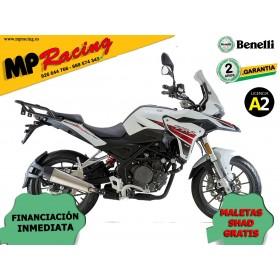 MOTO BENELLI TRK 251 BLANCA MP