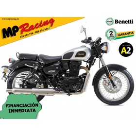 BENELLI IMPERIALE 400 GRIS MP