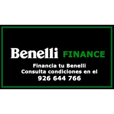 BENELLI TRK502 FINANCIACION
