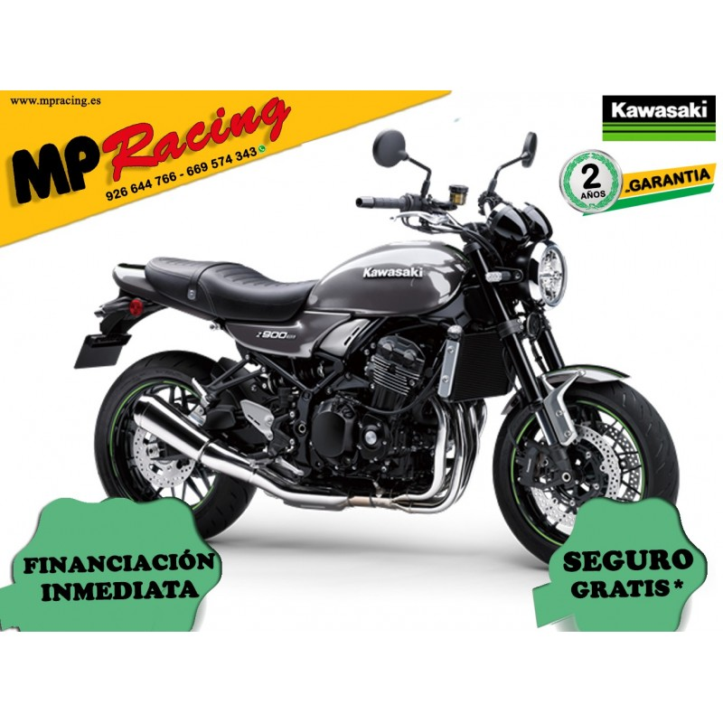 KAWASAKI Z900 RS 2020 GRIS MP