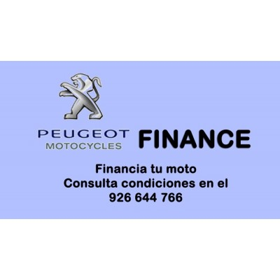PEUGEOT METROPOLIS ULTIMATE SPORT FINANCIACION