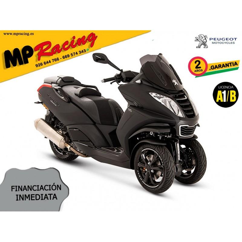 MOTO PEUGEOT METROPOLIS BLACK EDITION MP