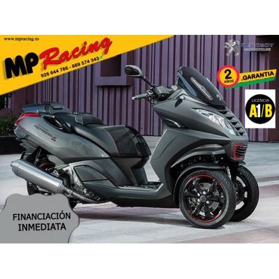 MOTO PEUGEOT METROPOLIS RS MP