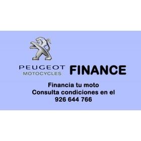 MOTO PEUGEOT METROPOLIS RS FINANCIACION