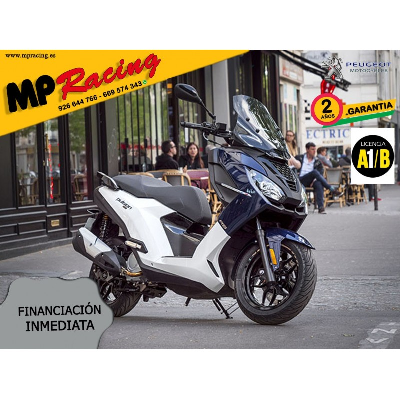 MOTO PEUGEOT PULSION RS AZUL MP