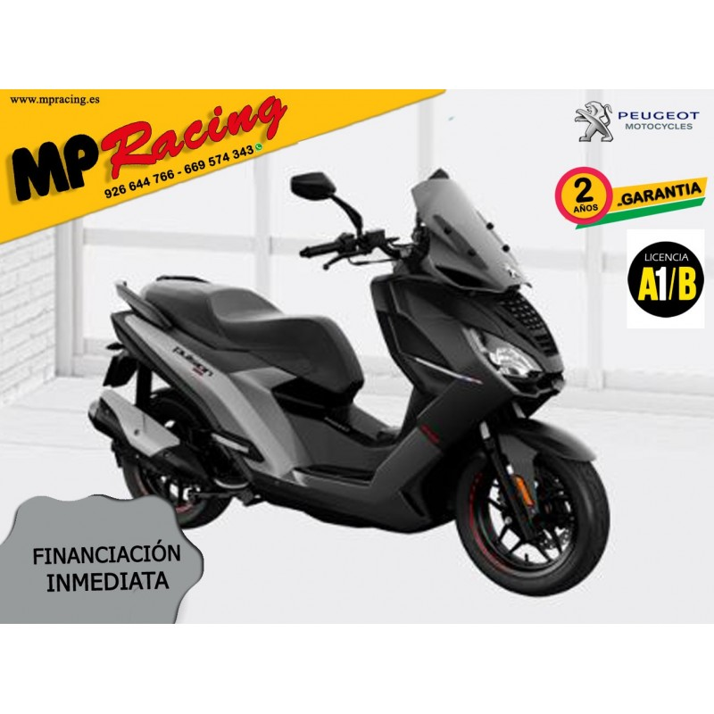 MOTO PEUGEOT PULSION RS GRIS MP