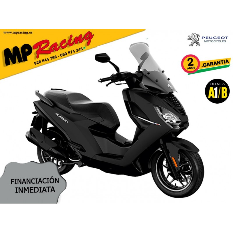 MOTO PEUGEOT PULSION ACTIVE MP