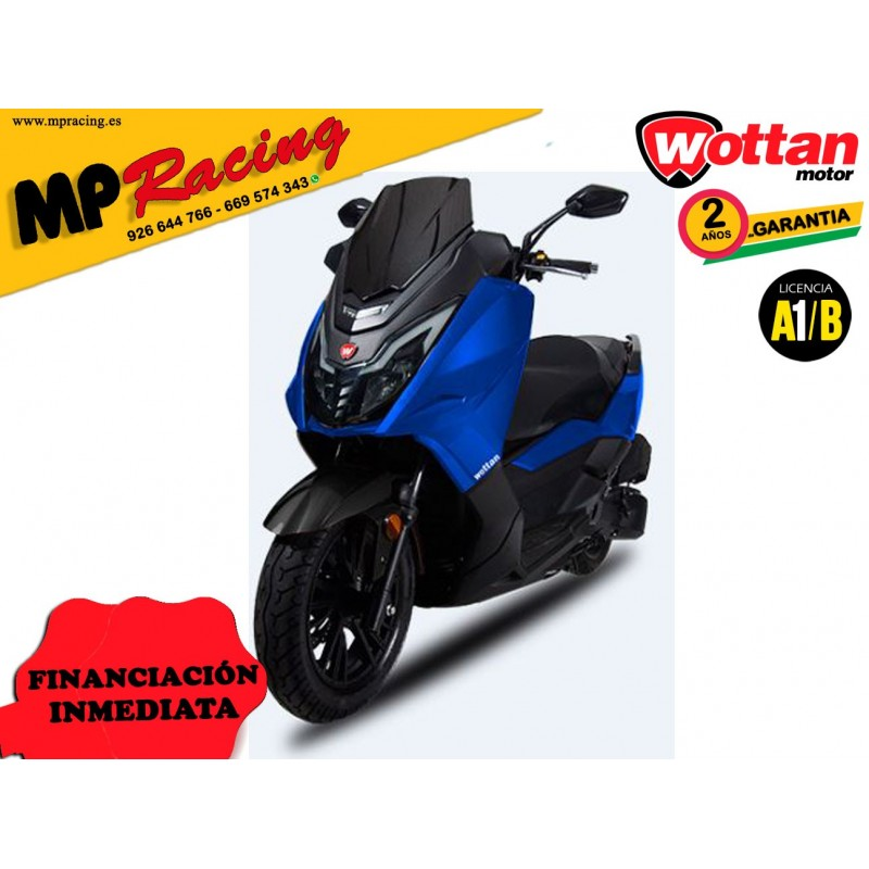 MOTO WOTTAN MOTOR STORM-T AZUL MP