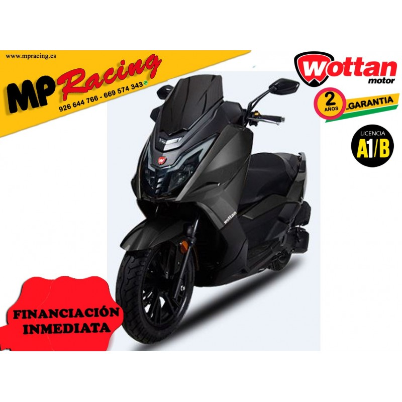 MOTO WOTTAN MOTOR STORM-T GRIS MP