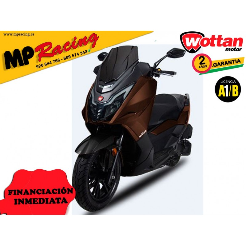MOTO WOTTAN MOTOR STORM-T MARRON MP