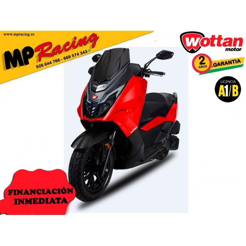 MOTO WOTTAN MOTOR STORM-T ROJO MP