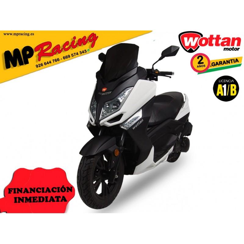 MOTO STORM WOTTAN MOTOR BLANCO MP