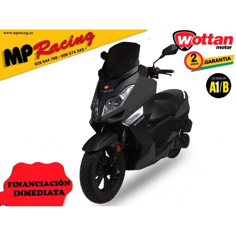 MOTO STORM WOTTAN MOTOR GRIS OSCURO MP
