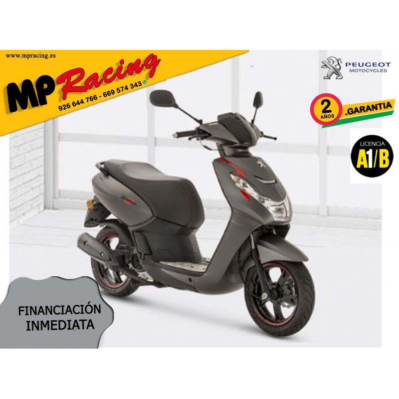 SCOOTER PEUGEOT KISBEE 2T RS 50cc MP