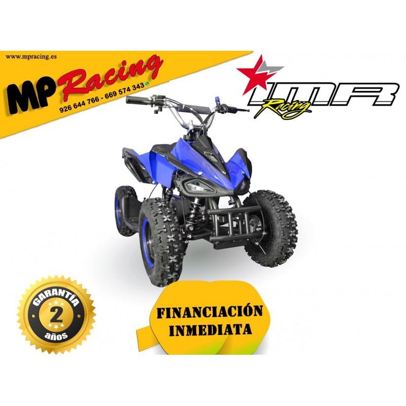 MINIQUAD LEOPARD 49CC - Azul