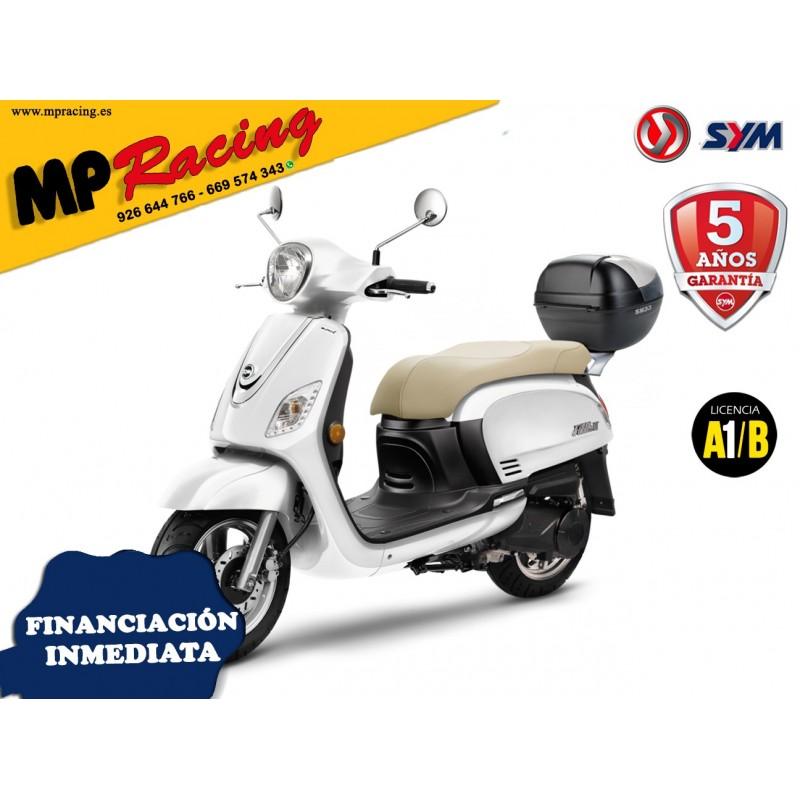 FIDDLE III 125cc BLANCO MP